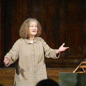 Master Class - Dame Emma Kirkby
