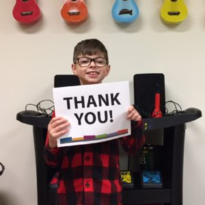 Giving Tuesday: Thank you!