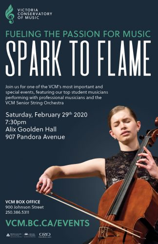 Spark to Flame Student Showcase