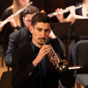 Home for Christmas Student Soloist Evan Overman