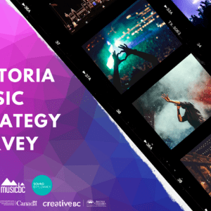Victoria Music Strategy Survey