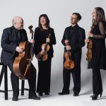 Emily Carr String Quartet, Special Guests at Daniel Lapp's Home for Christmas Concert